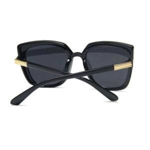 Retro mados katės akių formos akiniai nuo saulės-6