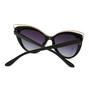 Vintažiniai katės akių formos akiniai nuo saulės-2