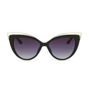 Vintažiniai katės akių formos akiniai nuo saulės-3